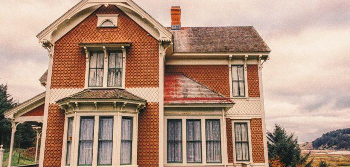 Abriss einer Immobilie